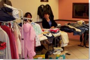 photos bourse aux vetements 2008