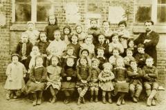 1885 classe grattepanche