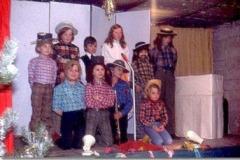 photos fête noël 1975