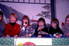 photos  fête noël 1980